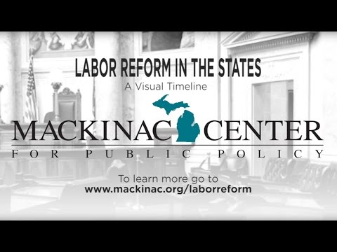 Labor Reform in the States: A Video Timeline