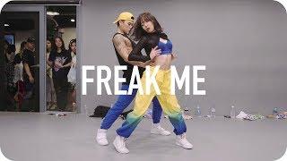 May J Lee X Austin Pak teaches choreography to Freak Me by Ciara ft...