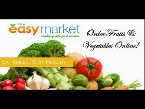 The Easy Market - Shop For Groceries Online