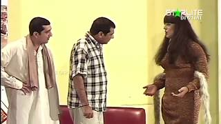 Zafri Khan and Sardar Kamal New Pakistani Stage Drama Full Comedy Clip By Entertainment