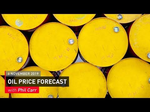 COMMODITY REPORT: Crude Oil Price Forecast: 6 November 2019
