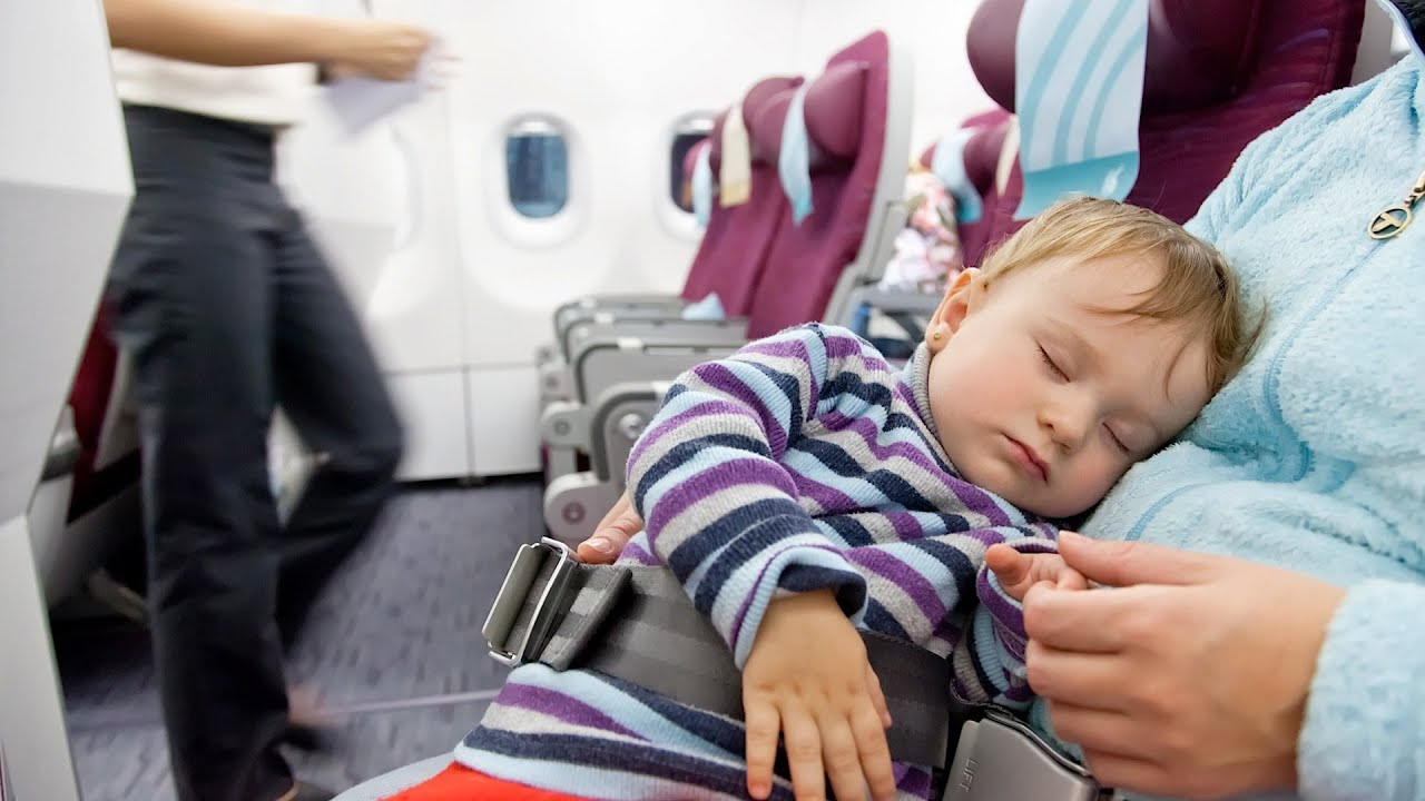 What To Ask The Airline Before You Go Baby Travel Youtube