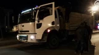 بالفيديو: تركيا تضبط شاحنة مُحملة بالمتفجرات