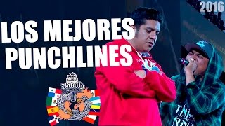 Repeat youtube video Los Mejores PUNCHLINES De La FINAL INTERNACIONAL Red Bull Batalla De Los Gallos Perú 2016