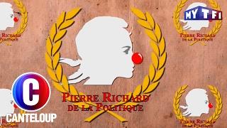 Trophée du Pierre Richard de la politique - C'est Canteloup du 20 février 2017