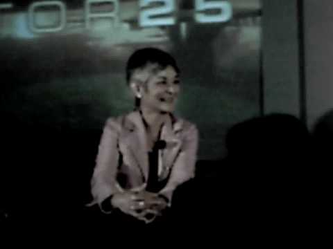Katharine Levy At Sector 25 Convention
