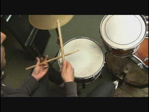 Cómo  aprender a  tocar la batería