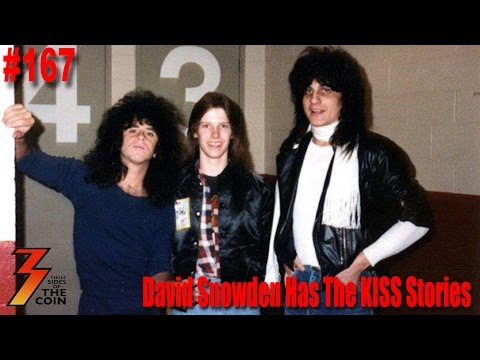 Ep. 167 David Snowden Joins to Share Stories About Mark St. John, Vinnie Vincent & More
