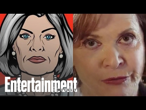 Archer: Jessica Walter Recaps The  In 30 Seconds  Entertainment Weekly