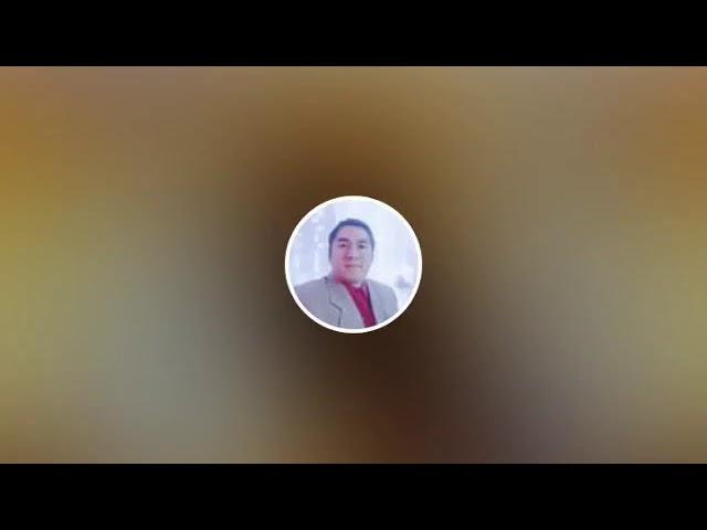 Ministro: 🎵 Siervo Edgar Burgos - Tema - ¿CÓMO DERRIBAR AL espíritu de temor? 26/03/2020 -  PERÚ