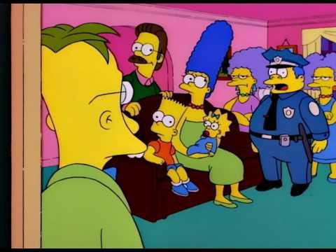 Jefe gorgory - Oye oye despacio cerebrito - Los Simpson