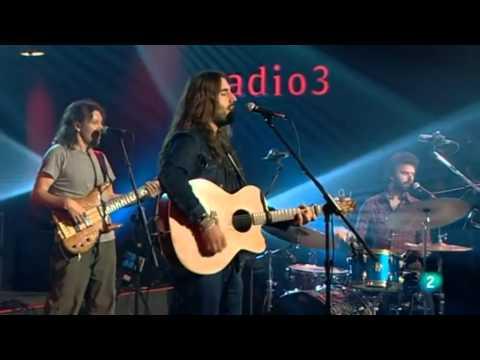 Andrés Suárez -  Si llueve en Sevilla en Los Conciertos de Radio 3
