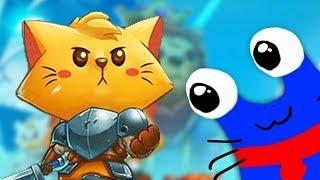 Ich bin eine Abenteurer-Katze | #01 「Cat Quest」