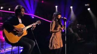 Hindi Zahra   Beautiful Tango Live Skavlan 2010