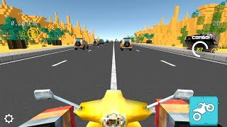 Moto Traffic Rider: Arcade Race - Motor Racing - Gameplay Android games