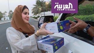 صباح العربية   إفطارك علينا... 18 ألف وجبة في جدة والرياض والخبر