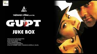 Gupt JukeBox | Bobby Deol, Kajol, Manisha Koirala  HD 1080p