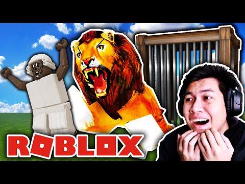 คุณยายหนีออกจากสวนสัตว์! (Roblox Obby)