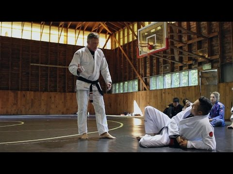 That's How I Roll | Chris Haueter's Amazing Speech at BJJ Globetrotters USA Camp