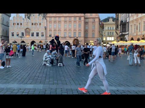 Prague Czech Republic 🇨🇿 Walking The Streets / Better Times