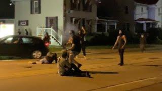 Teen Kyle Rittenhouse Accused Of Murdering Kenosha Protesters