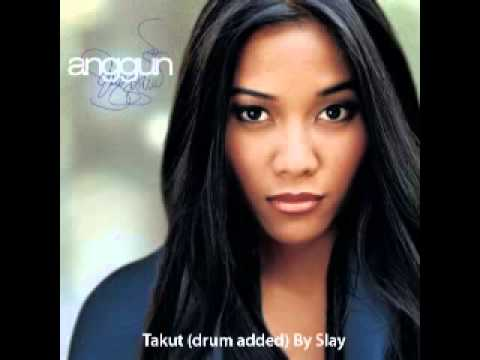 Anggun - Takut (drum added by Slay)