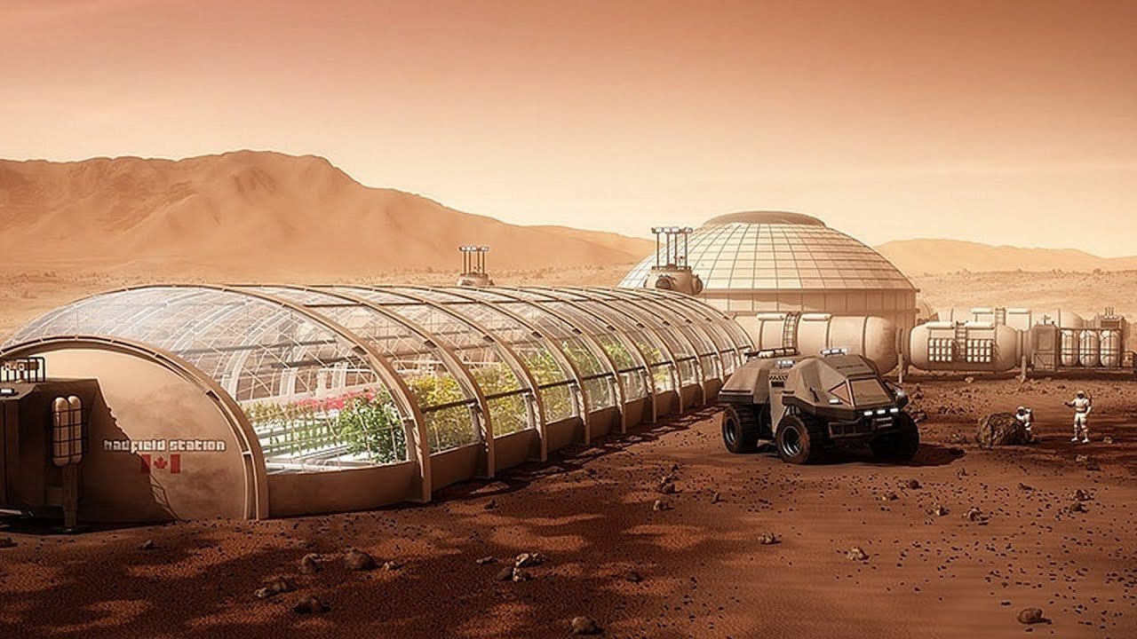 people are going to mars - photo #7