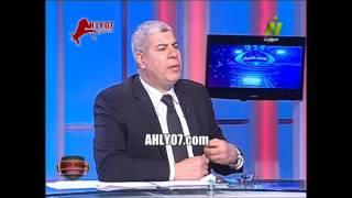 شاهد أول ظهور لشوبير على قناة النيل للرياضة بعد واقعة خناقة وضرب أحمد الطيب والعودة من جديد