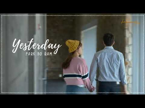 « Vietsub » Yesterday ♪ Park Bo Ram ♪ About Time OST Part.2