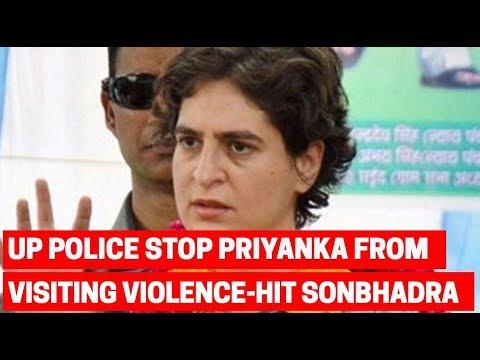 5W1H: Congress leader Priyanka Gandhi Vadra stopped at Mirzapur on her way to Sonbhadra