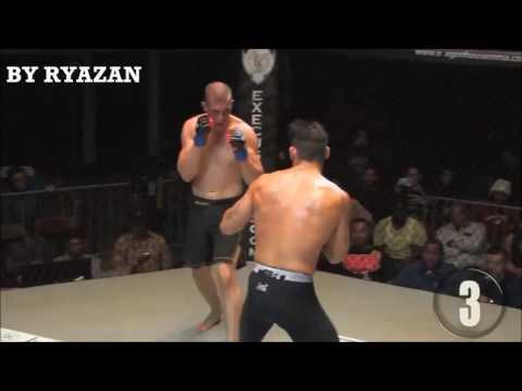 Mikey Gonzalez vs James Chaney