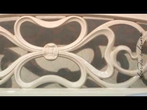 Спальня Tiffany-ясень. Шатура-мебель. Видеообзор