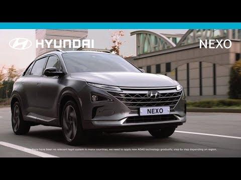 Présentation Hyundai NEXO