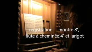 orgue Bordeaux St Ferdinand - canzona primi toni