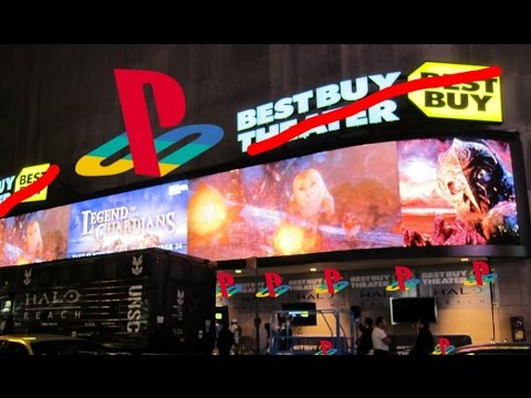 PlayStation Theater New York Time Square Sony Buys out Best Buy Theater and Renames it