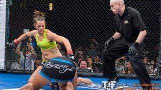 Ashlee Evans-Smith vs Veronica Rothenhausler Tuffnuff 145lbs Female Title Fight
