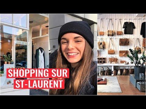 EXPLORE MONTRÉAL : Découverte De 4 Boutiques D'ici Sur St-Laurent