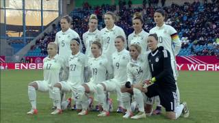 International Friendly. Women. Germany - Norway (29/11/2016)