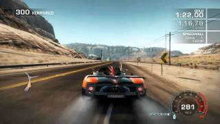 Need for Speed: Hot Pursuit - Gameplay [ PC ]