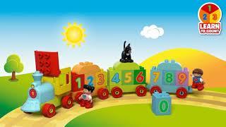 10847 LEGO Duplo Поезд Считай Играй www.lego-shop.ru