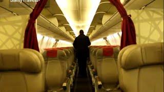 Royal Air Maroc Flight AT838 Casablanca to Brussels Boeing 737-800 1080p HD SamyTravels