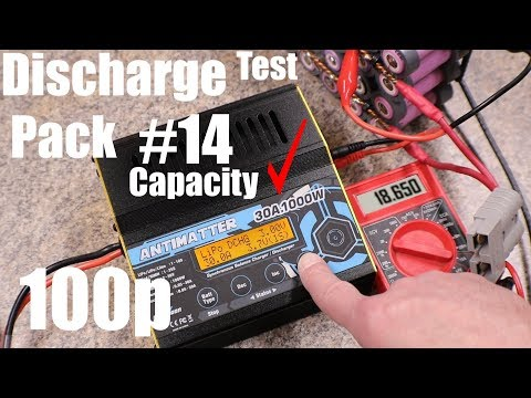 Pack 14 100P Capacity Check with The ANTIMATTER!!!!