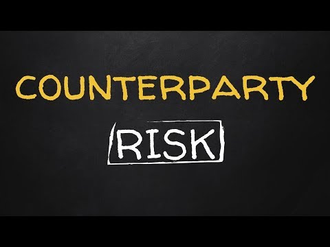 Counterparty Risk – How To Protect Your Bitcoin