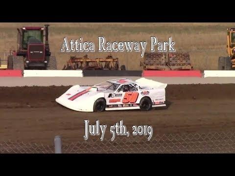 Attica Raceway Park Fan Appreciation Night 2019