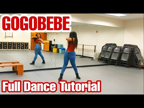 MAMAMOO(마마무) _ Gogobebe(고고베베) - Full Dance Tutorial