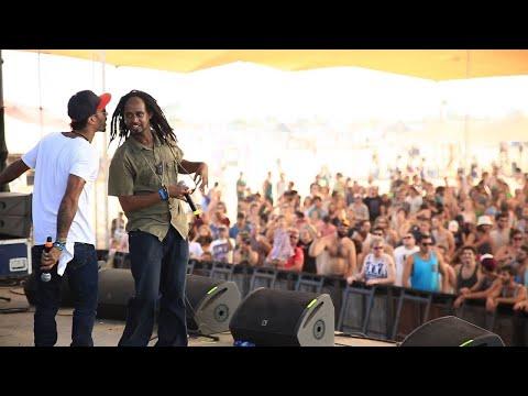 laroz sound system - אינדינגב 2015...