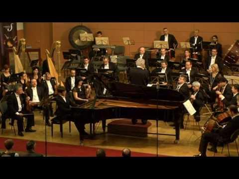 Ravel: Piano Concerto in G major - Mihaly Berecz and Zoltan Kocsis