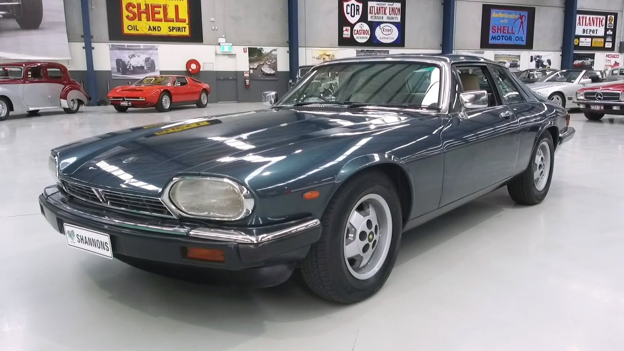 1983 Jaguar XJ-S HE Coupe -  2020 Shannons Autumn Timed Online Auction