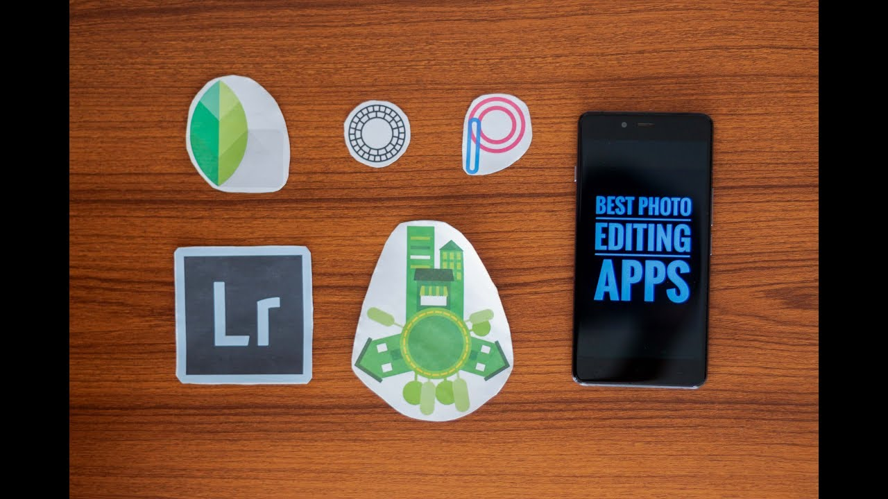 Best Photo Editing Apps Youtube