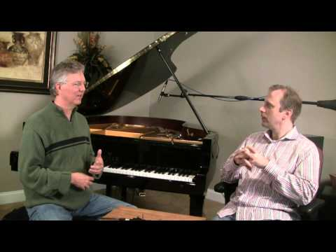 Danny Crawford with Greg Howlett (Part 1)